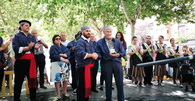 Vendimiador del Año fue entregado a AFAS durante la VI Fiesta de la Vendimia Tradicional