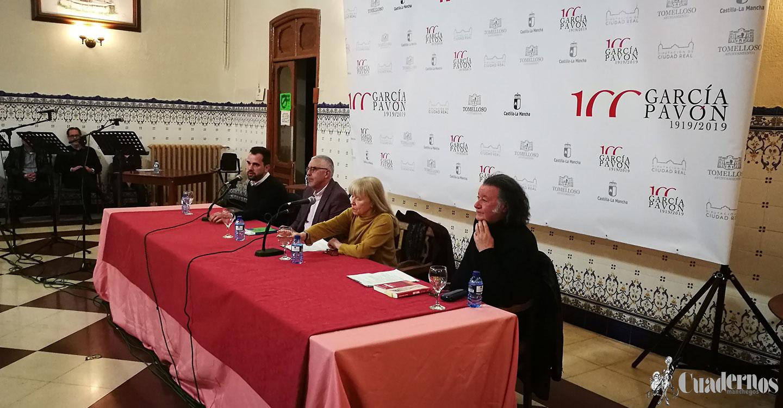 El casino de Tomelloso, lugar preferido de Francisco García Pavón, acogió el Acto de homenaje a nuestro más famoso autor