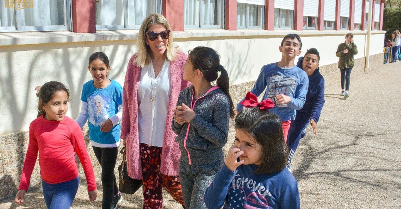 El colegio San Isidro ya cuenta con nuevos cuartos de aseo en sus instalaciones