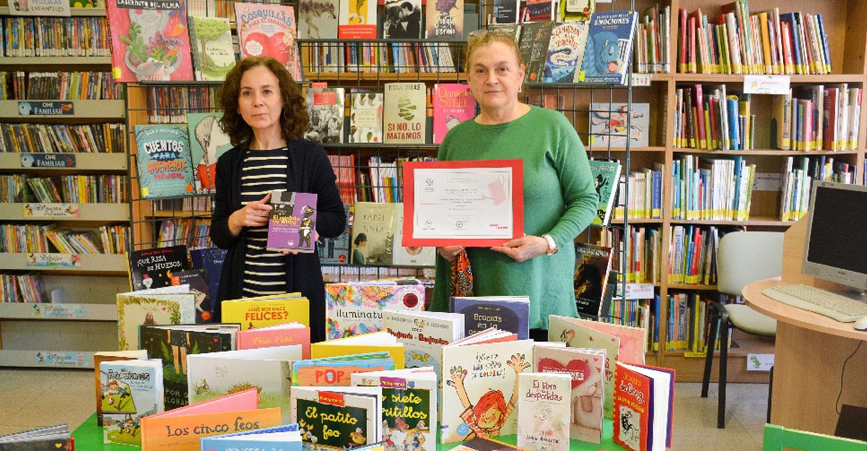 Los usuarios de la Biblioteca ya disfrutan del premio María Moliner