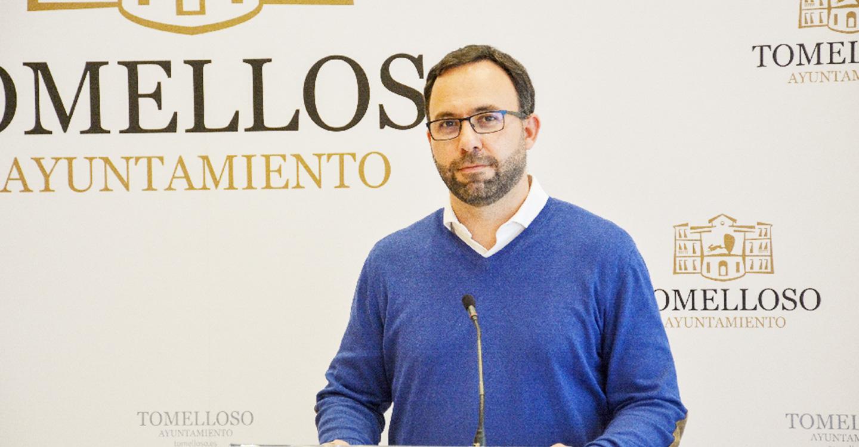 """Javier Navarro tilda al POM como """"otra promesa incumplida más del equipo de gobierno"""""""
