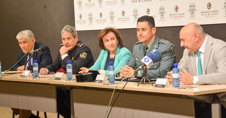 """Homenaje de AFAS a la Policía Local y la Guardia Civil de Tomelloso por su """"vinculación con la discapacidad"""""""