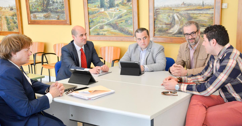 Ayuntamiento, Gobierno regional y Empresarios, en el mismo camino hacia el fortalecimiento del tejido empresarial de Tomelloso