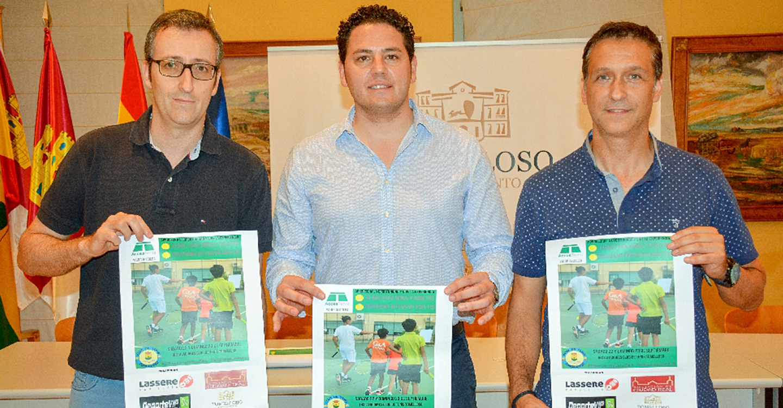 La Ciudad Deportiva acogerá un curso intensivo de tenis este fin de semana
