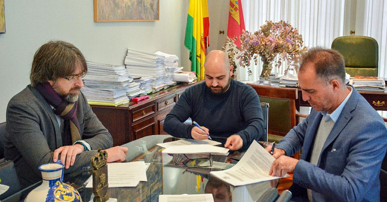 El Ayuntamiento colaborará con Itecam en diversas actividades de fomento de la innovación en el sector industrial