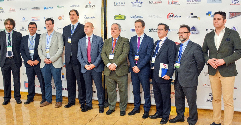 Iván Rodrigo felicita a Itecam por el éxito del encuentro industrial B2B