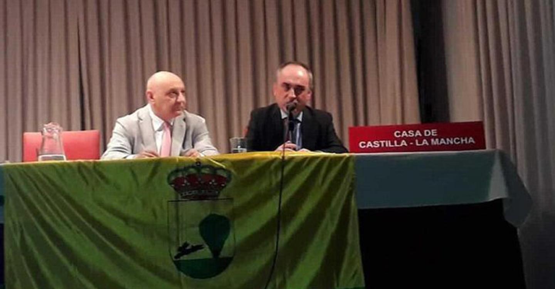 Conferencia de Ramón González Martínez, en torno a la revista ALBORES