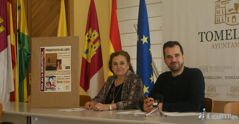 """Presentación de las actividades de la Biblioteca Municipal """"Francisco García Pavón""""de Tomelloso hasta final de año."""