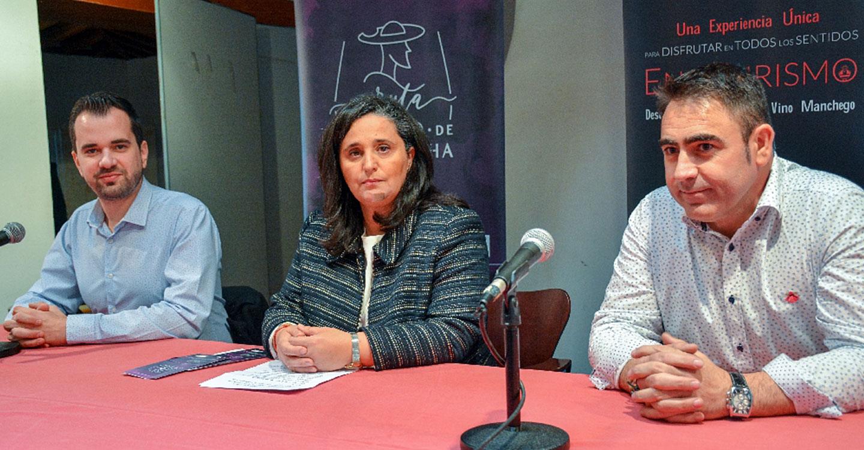 Presentado el tour de enoturismo que ofrecerá Tomelloso en las Rutas del Vino de La Mancha