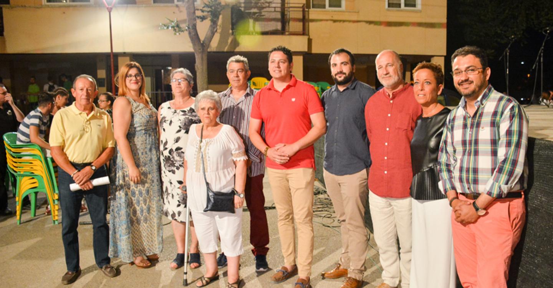 El barrio Nuevo Tomelloso celebro sus fiestas este fin de semana