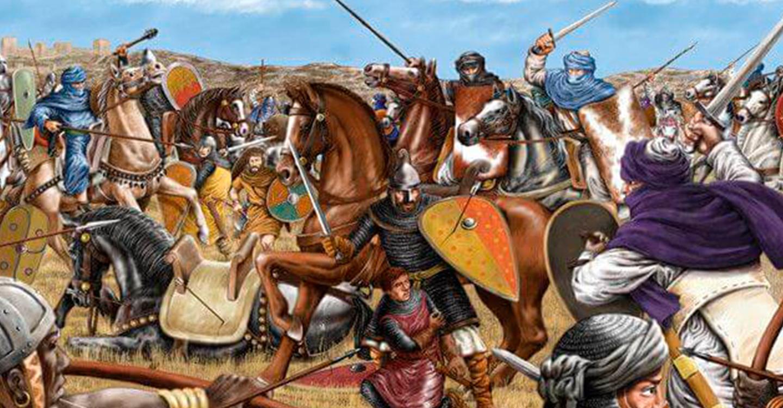 La batalla de los siete condes (1108)