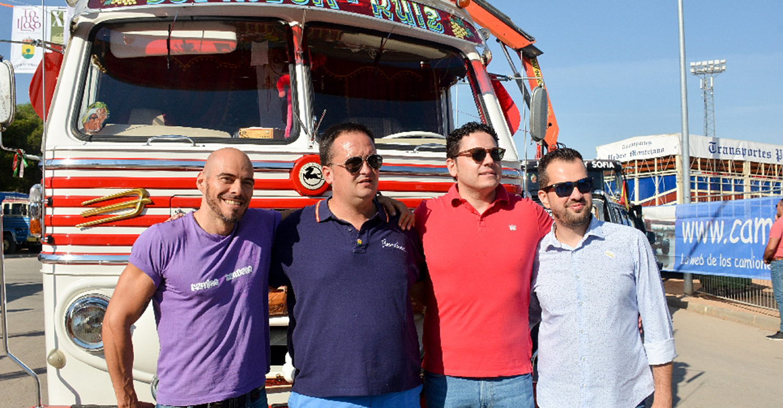 La historia viva del transporte en España pasó por Tomelloso