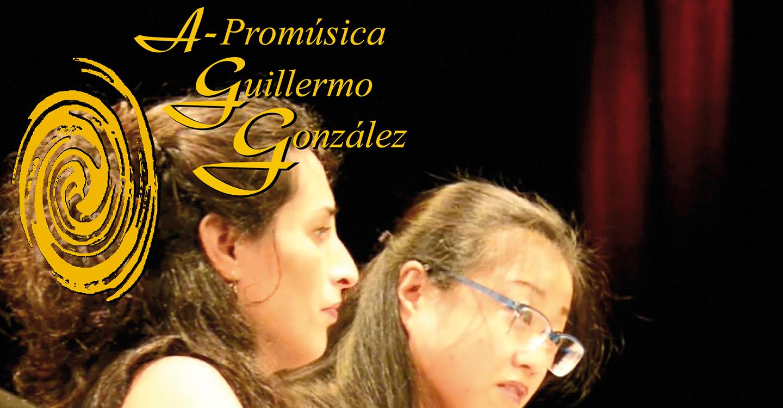 La Asociación Pro Música Guillermo González organiza un nuevo concierto del duo formado por Ana Pozuelo Alba y Reiri Taniguchi-Letourmy.