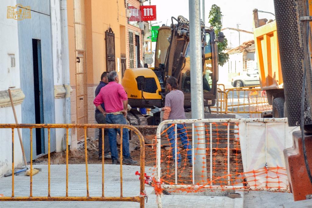 Arranca la última fase de eliminación de barreras y acondicionamiento de acerados en calle Oriente