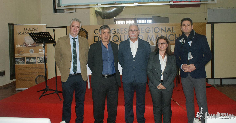 II Congreso Regional del Queso Manchego en Tomelloso