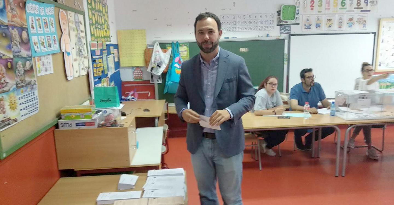 """""""Ejercer la labor democrática del voto es importante para las decisiones finales a nivel municipal y europeo"""","""