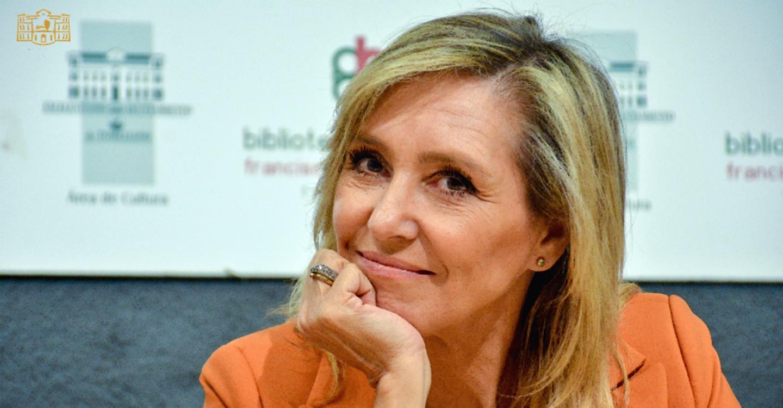 """Marta Robles celebra un encuentro literario en torno a su novela """"La mala suerte""""  en Tomelloso"""