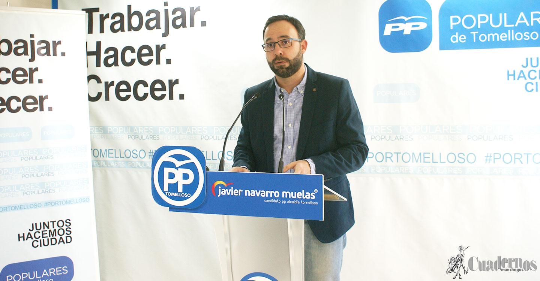 El Partido Popular de Tomelloso anuncia la construcción de un Pabellón Ferial como uno de los compromisos de su programa electoral