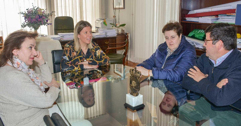 El Ayuntamiento colaborará con Caritas en su programa de Servicios Sociales y en el mantenimiento de centros
