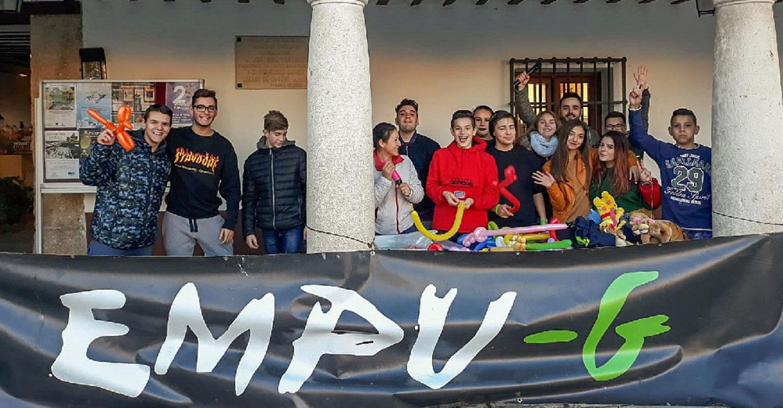 El programa Empu-G desarrolla una actividad contra la pobreza