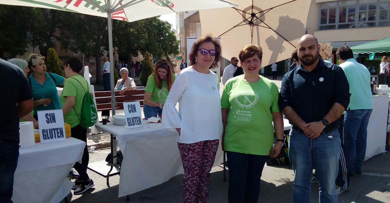 Día Nacional del Celíaco se celebró en Tomelloso con un Duatlon deportivo en la Plaza de España
