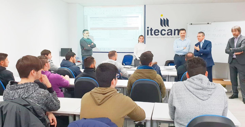 Itecam pone en marcha 7 Duales con la creación de cerca de 100 puestos de trabajo en la región