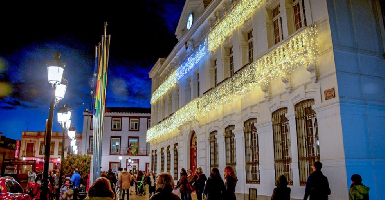 Este viernes a las 19´00 h. se procederá el encendido de la iluminación navideña