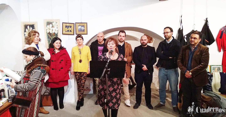 Inaugurado el Rastrillo Solidario de la AECC con gran asistencia de público