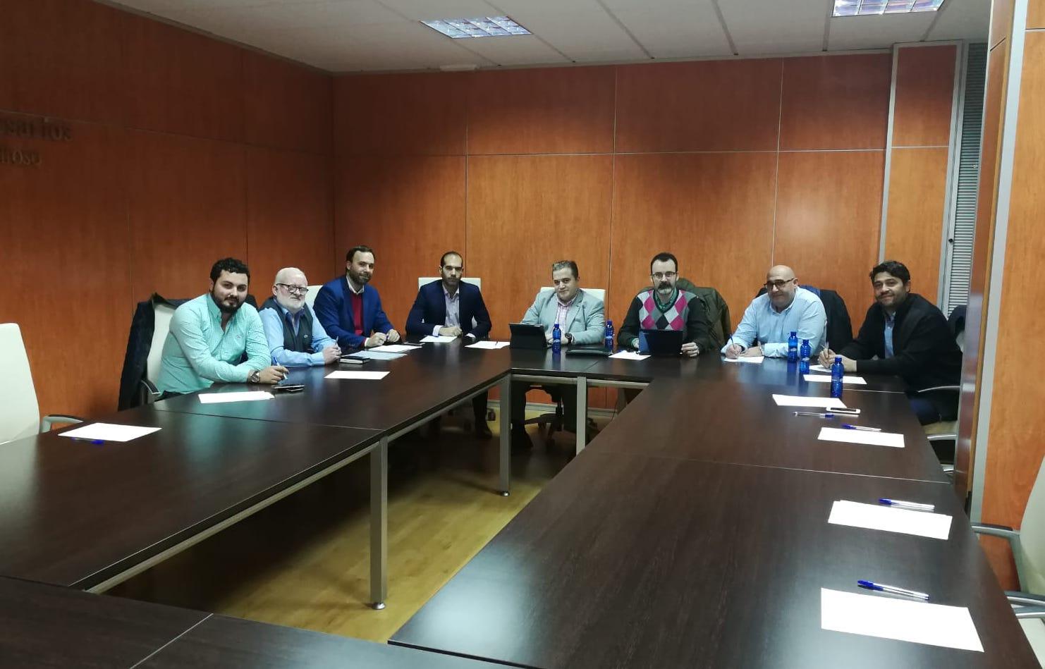 El Partido Popular de Tomelloso mantiene un encuentro con la Asociación de Empresarios