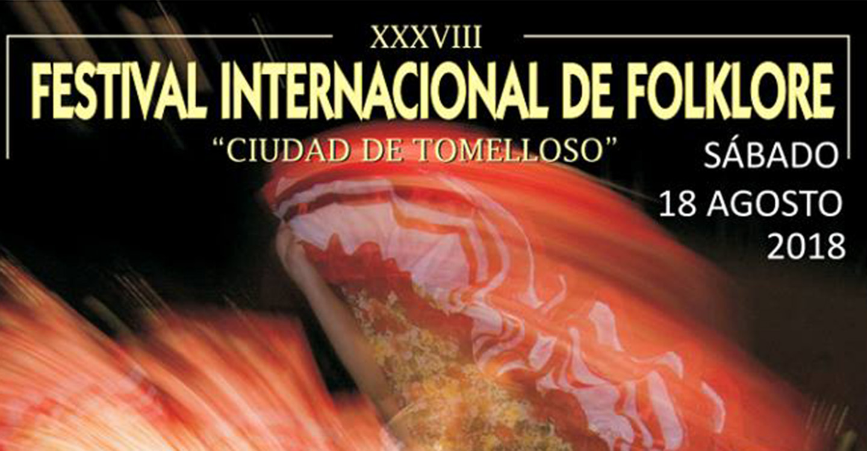 """Presentado el XXXVIII Festival Internacional de Folclore """"Ciudad de Tomelloso"""""""