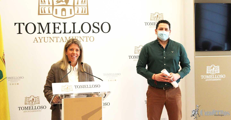40 personas podrán trabajar en Tomelloso gracias al Plan de Empleo de la Diputación Provincial de Ciudad Real