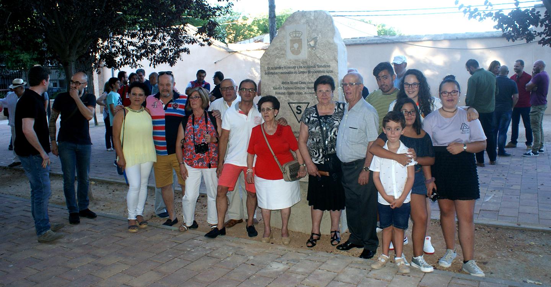 Tomelloso homenajea a los Tomelloseros asesinados en los campos de exterminio nazi