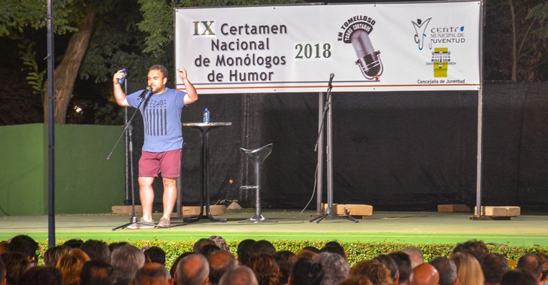 """Abierto hasta el 26 de julio el plazo de inscripción para el X Certamen Nacional de Monólogos de Humor """"En Tomelloso, todos contamos"""" 2019"""