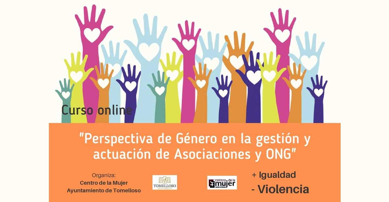 Abierto el plazo de inscripción para el curso sobre perspectiva de género en la gestión de asociaciones