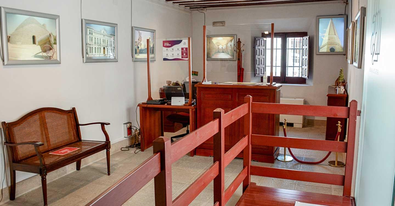 Más accesibilidad para la Oficina de Turismo de Tomelloso y lista para la nueva normalidad
