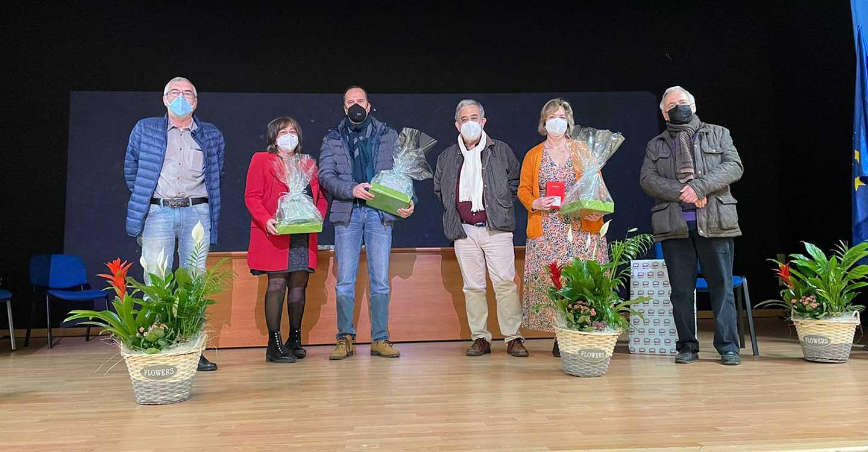 El IES Francisco García Pavón de Tomelloso celebró un acto sencillo y emotivo de despedida a 6 profesores