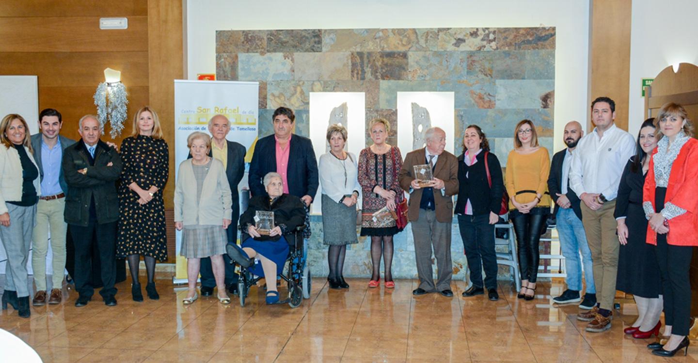 AFAL celebra una comida benéfica para cerrar los actos del Día Mundial del Alzheimer