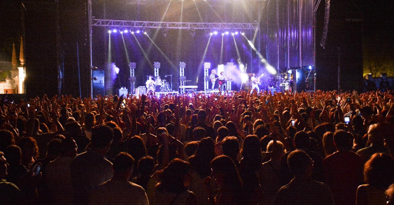 Agotadas las localidades de 10 € para el concierto de feria de Beret