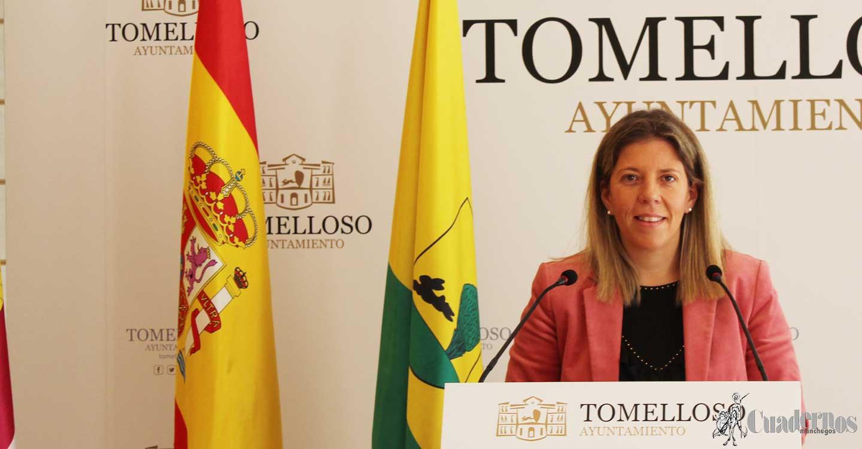 """La alcaldesa de Tomelloso muestra su gratitud a Iván Rodrigo y reitera que """"Tomelloso está por encima de todo"""""""