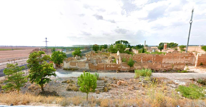 La aldea pedánea que fue de Tomelloso: