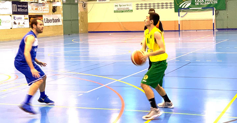 Alfonso Sánchez-Migallón Izquierdo continúa en nacional con el CBT Básket Atlético Tomelloso