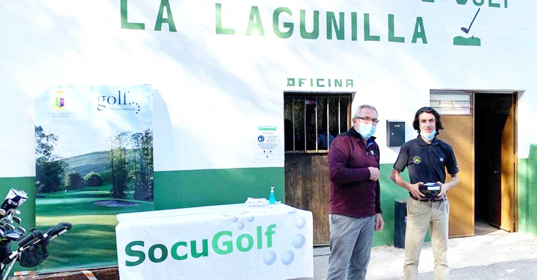 Alvaro Calero Campillo gana el II Torneo de Golf Feria de los Santos en Socuéllamos