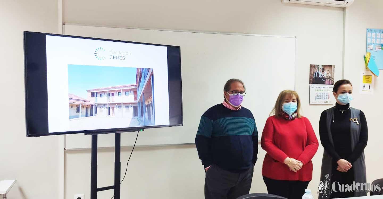 Fundación Ceres comunica que a partir de mañana se pone en marcha el pliego de condiciones para la finalización de la Hospedería de Tomelloso
