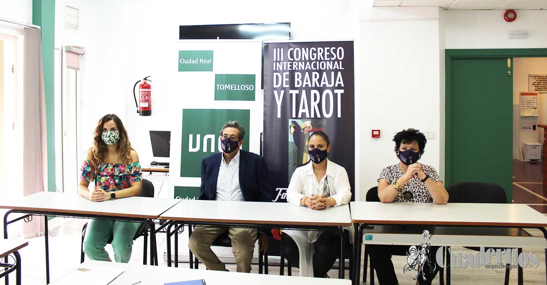 Arranca el III Congreso Internacional de Baraja y Tarot en Tomelloso