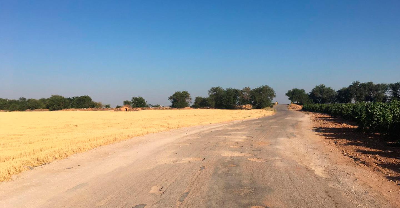 ASAJA Ciudad Real exige que se acometa con urgencia el arreglo del camino de Cirujano de Tomelloso y se cumpla así con el compromiso adquirido