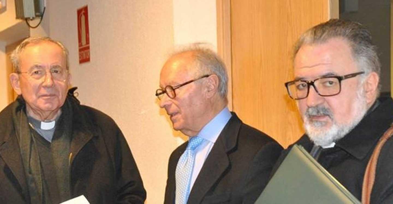 La Asociación para la Causa de Beatificación y Canonización del Siervo de Dios Ismael de Tomelloso comunica el fallecimiento del Presidente de Honor  Excelentísimo Don Blas Camacho Zancada.