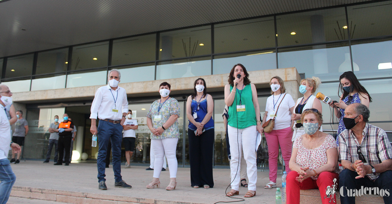 La Asociación Cultural de Tomelloso en Madrid manifiesta su apoyo a la Plataforma Pro-Servicios de Tomelloso y lamenta la no aprobación de la UCI para el Hospital de Tomelloso