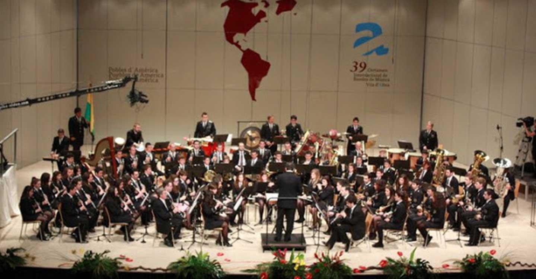 """La Asociación Musical """"Santa Cecilia"""" de Tomelloso realiza una donación económica a Cruz Roja Española"""