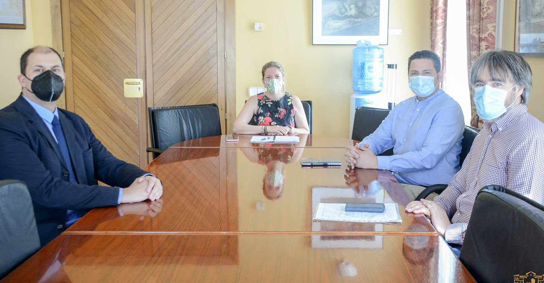El Ayuntamiento de Tomelloso seguirá colaborando con ITECAM para el fomento y la transferencia de tecnología a las PYMES de Tomelloso