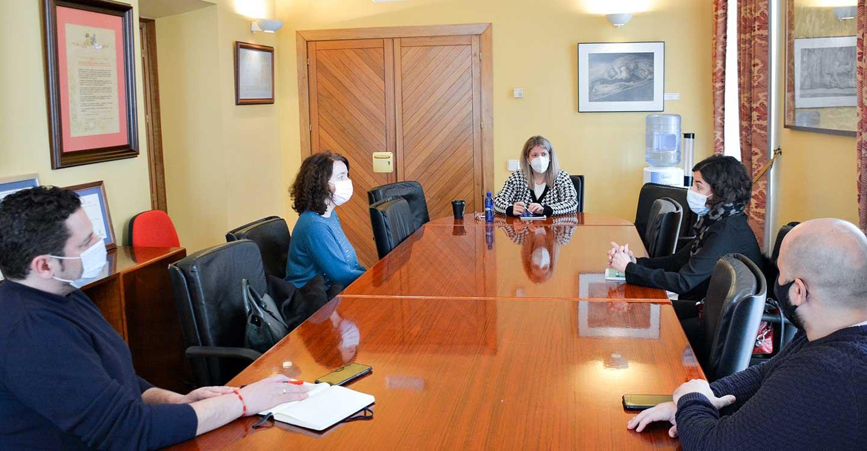 Equipo de Gobierno, Coordinadora por la Sanidad Pública y Plataforma Pro-servicios, unen fuerzas en las demandas y necesidades del hospital de Tomelloso